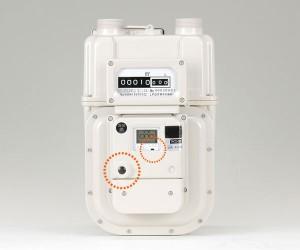 ガスメーターの遮断弁開スイッチ 10号(業務用)