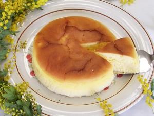 料理教室 チーズケーキ