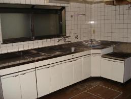 システムキッチン・床暖房