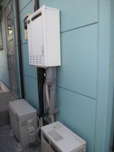 灯油熱源機+ふろ給湯器 高効率ガス暖房付ふろ給湯器