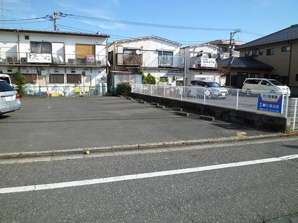 武陽液化ガス 専用駐車場