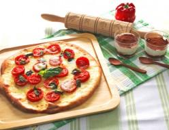 料理教室 ピザ
