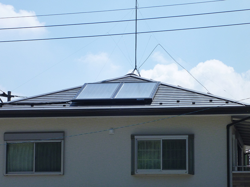 太陽熱集熱器