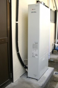 太陽熱利用ガスふろ給湯暖房システム「スカイピア」
