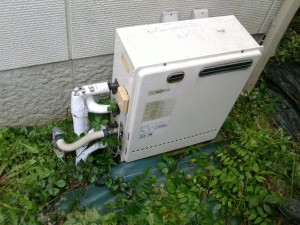 ふろ給湯器 エコジョーズ