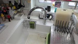 台所水栓 タッチレス